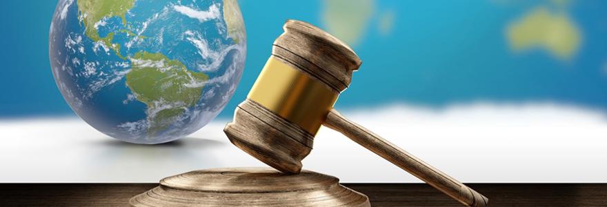 Cabinet d'avocat spécialisé dans le droit international